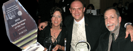 Fortix Business of the Year award