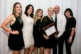 Wanneroo Business Awards with Hampers by Design